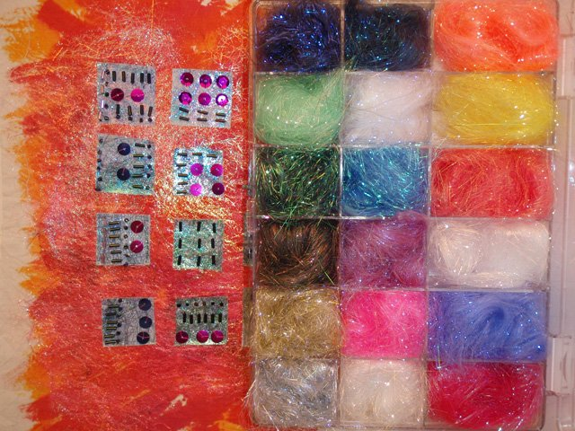 Angelina Fibres (Fusible)