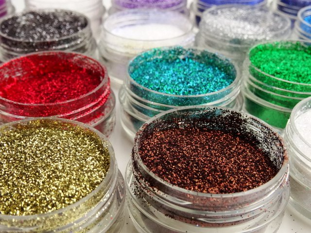 AP Glitter Crystals