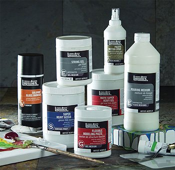 Liquitex Acrylic Matt Medium  237ml