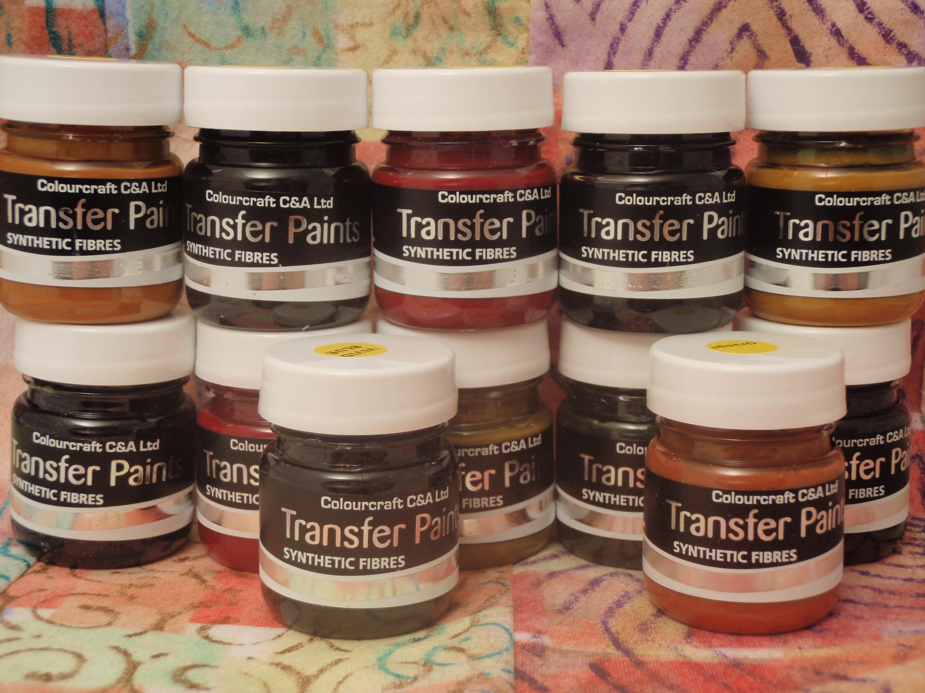 FABRIC TRANSFER PAINT