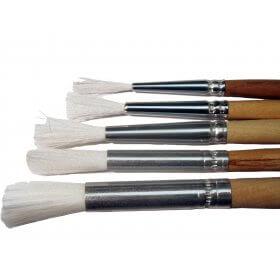 Nylon Brush size