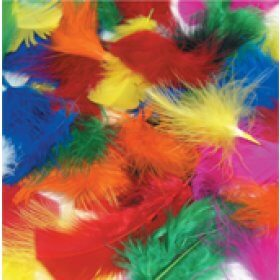 Short Marabou & Quill Feathers 4g