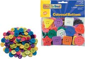 Collosal Buttons 60 Piece Set