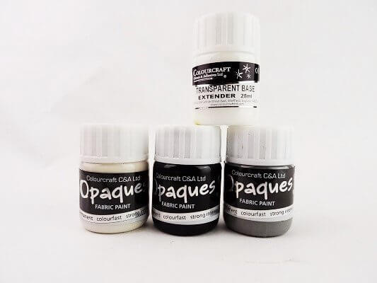 Fabric Paint Opaque Colour Mixing Packs