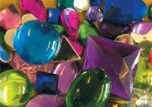 Acrylic Jewels