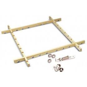 Batik Frame 100cm x 100cm.