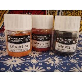 Batik Fabric Dye (Powder)