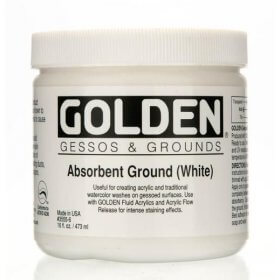 Golden Absorbent Ground - 236ml