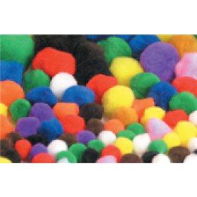 Pom Poms - Coloured Pack