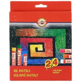 Oil Pastels (Student) - Set of 24