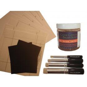 Markal Paintstik Auxiliary Products - Freezer Paper 50sq.ft
