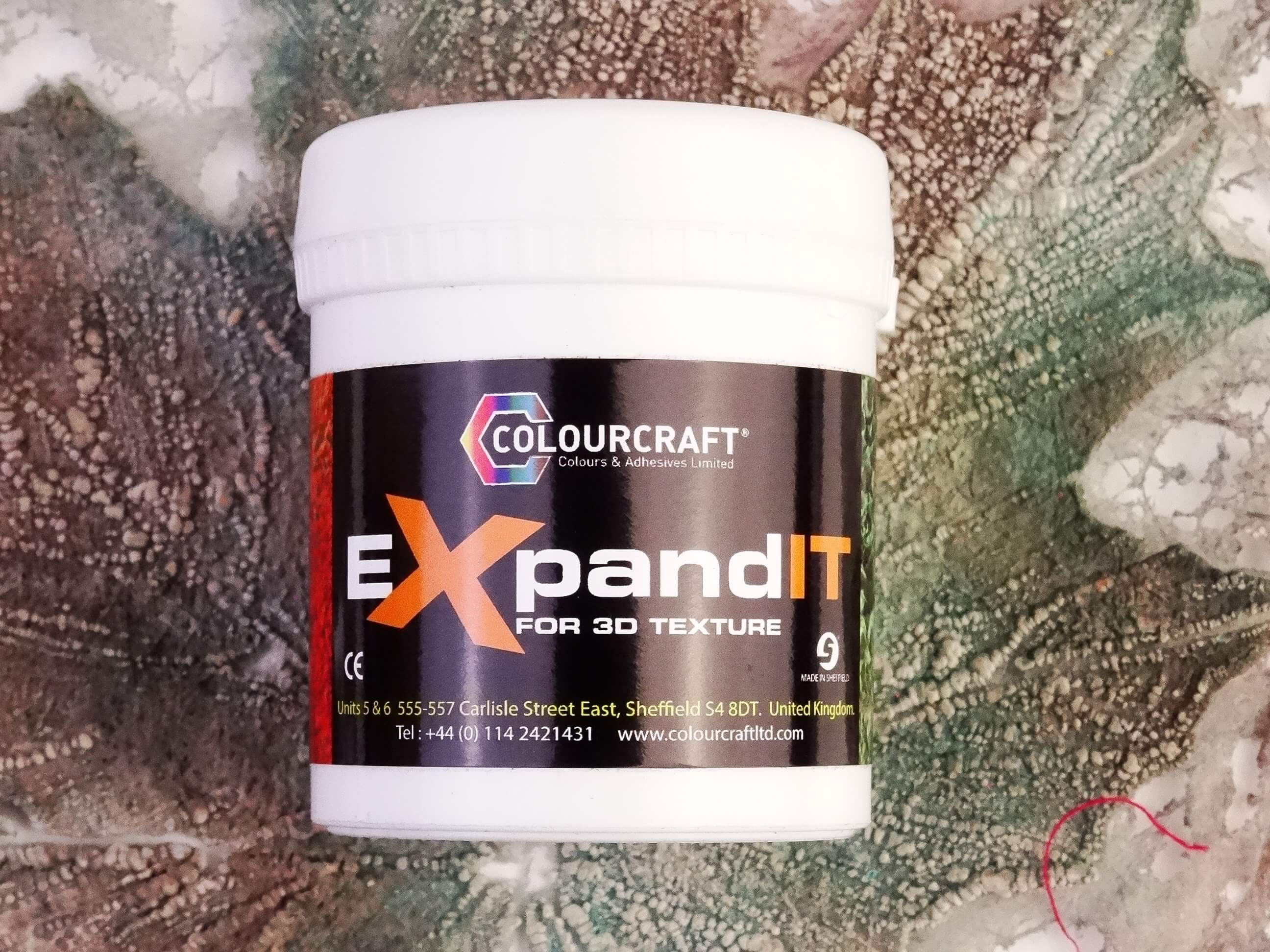EXpandit 3D Expanding Fabric Medium