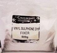 Vinyl Sulfone Dye Fixer