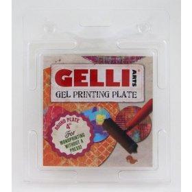 """Gelli Plate 4"""" Round (100mm)"""