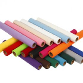 Acrylic Felt 1m x 45cm Assorted - Pack of 20
