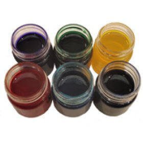 ColourCraft Acrylic inks