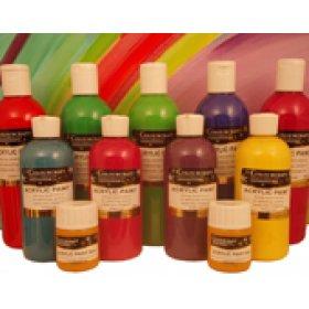 Eco Acrylic Paint 2.5 litre (Medium body) - Black