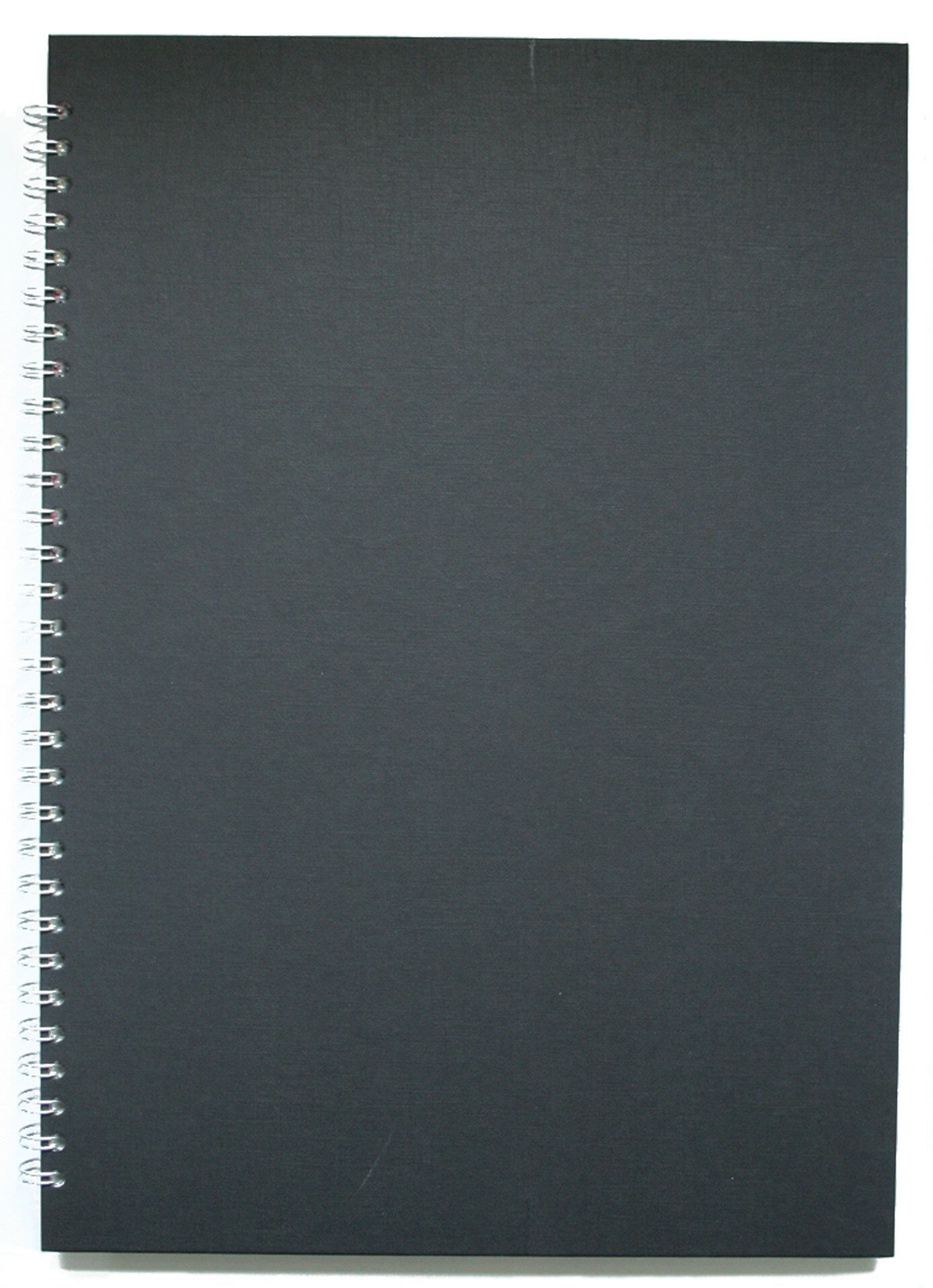Black Display Sketchbook Album
