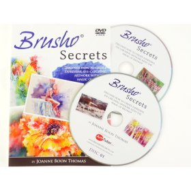 Brusho? Secrets DVD