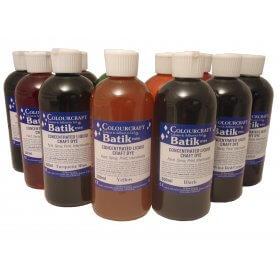 Liquid Batik Dye 28ml- Black