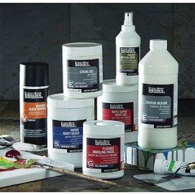 Liquitex Acrylic Gloss Gel Medium 237ml